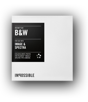 Impossible Color film for Image & Spectra type cameras